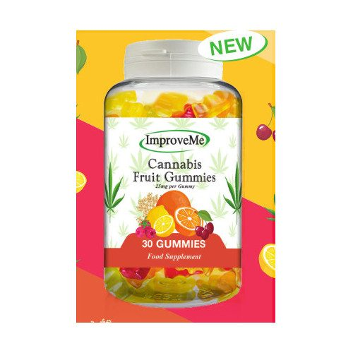 CBD Fruit Gummies
