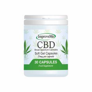CBD Soft Gel 30 Capsules