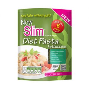 Now Slim Diet Pasta Fettuccine