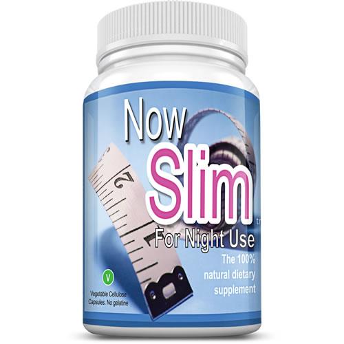 Now Slim Night Use Capsules