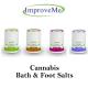 Bath and Foot Salts - 4 Varieties