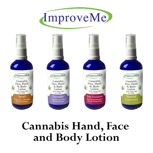Hand Face and Body Lotion